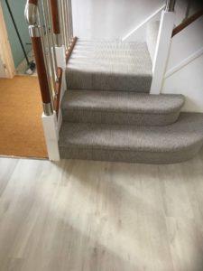 stairs carpet hall flooring